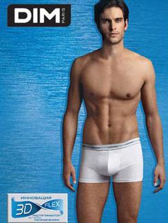 3D Flex – новое поколение мужского белья в стиле casual