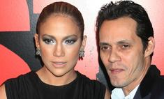 О чем пытаются договориться Марк Энтони и Дженнифер Лопес?