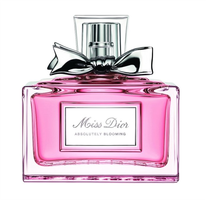 Dior представил новый аромат Miss Dior Absolutely Blooming