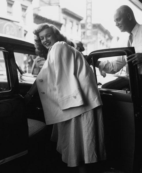 Мэрилин Монро, 1949 год