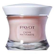 Матирующий крем Payot контролирует работу сальных желез, предотвращает появление блеска.