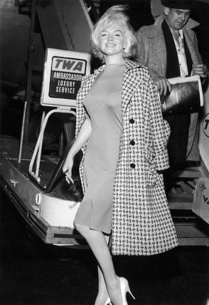 Мэрилин Монро, 1961 год