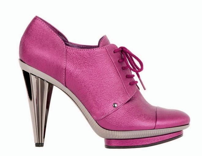 Оксфордские туфли, Sonia Rykiel