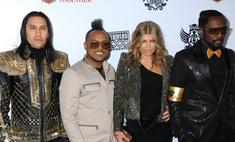 Black Eyed Peas даст благотворительный концерт в Нью-Йорке
