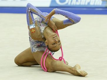 Евгения Канаева выиграла на чемпионате мира