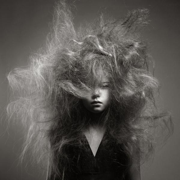 Смягчение жестких волос