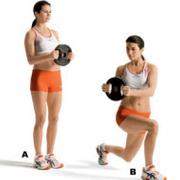 Олимпийские упражнения для похудения живота