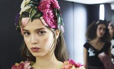 Как повторить макияж с показа Dolce&Gabbana