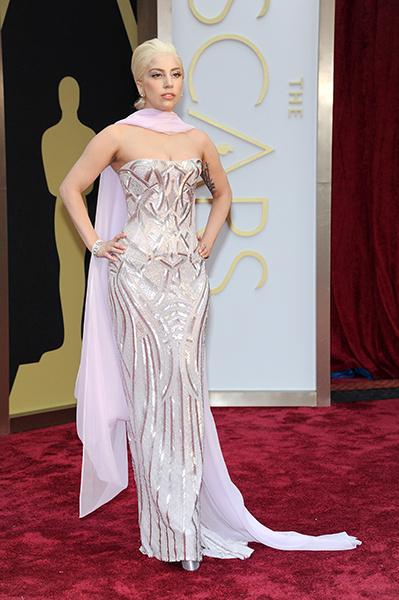 """Леди ГаГа на """"Оскаре""""-2014"""