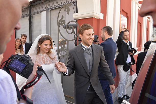 Галина Юдашкина и Петр Максаков фото