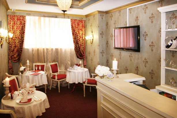 Бутик-отель Pastel