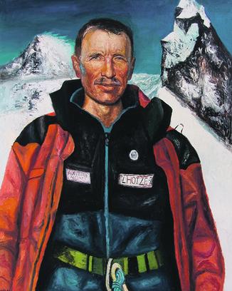 Альпинист Глеб Соколов, более 50 раз покоривший вершины более 7000 м и 7 раз – восьмитысячники.