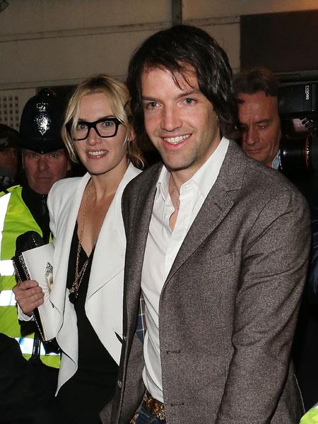 Кейт Уинслеь и Нед Рокнролл фото