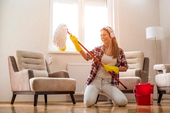 Порядок в голове VS чистота в квартире: как встретить новый сезон с удовольствием?