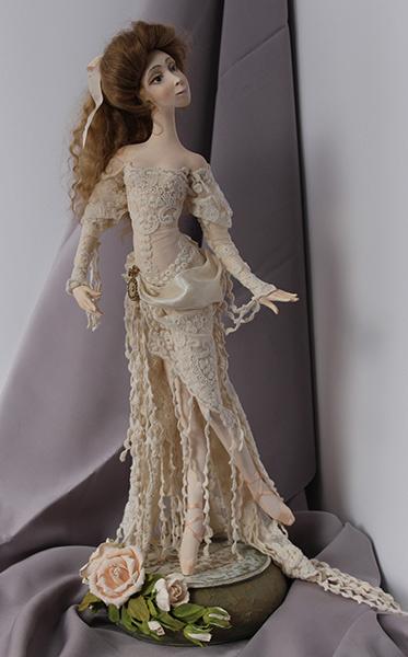 Людмила Щербинина, Выставка «Тайна кукольного шкафа», фото