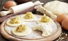 Готовим вареники с картошкой по украинскому рецепту