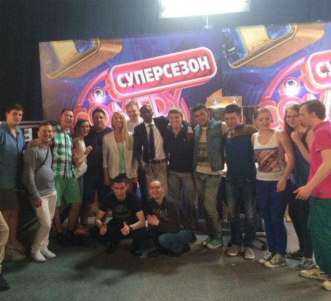 Омск, Рамис Ахметов, «Comedy Баттл. Суперсезон», «Не спать!»