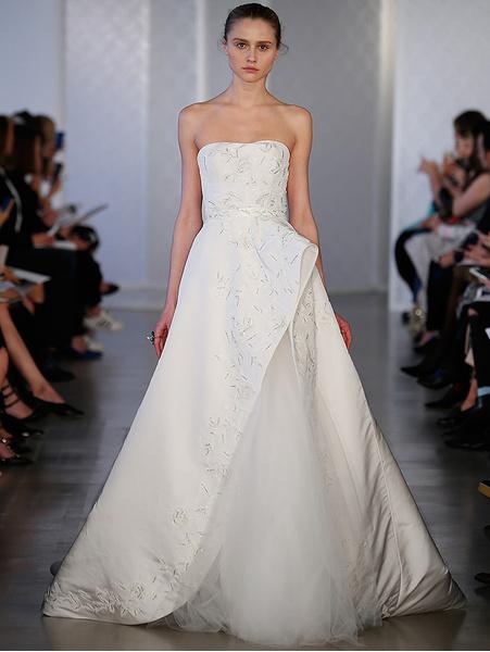 Лучшие коллекции Недели свадебной моды   галерея [3] фото [23]