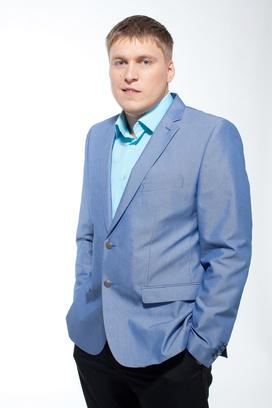 Александр Незлобин, резидент Comedy Club ТНТ