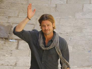 Брэд Питт (Brad Pitt) подарил каждому своему ребенку по пони