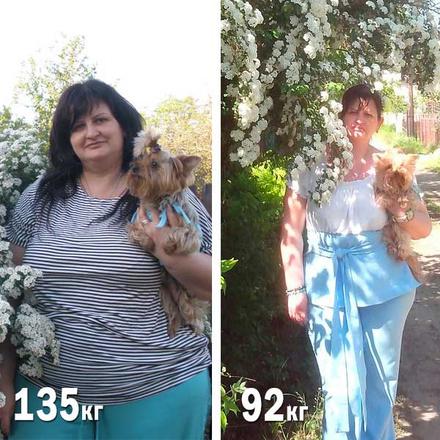 Похудение без диет, избавиться от лишнего веса, вес до и после