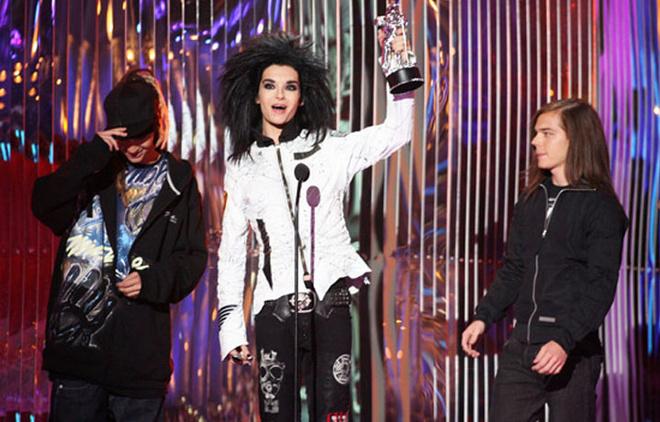 Открытие года – группа «Tokio Hotel»