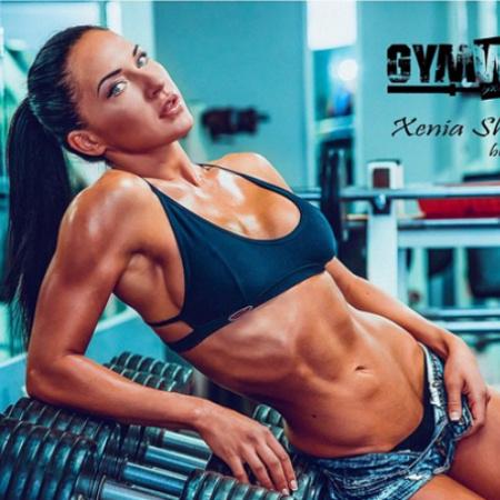 Ксения Шевелева фитнес-тренер Instagram фото
