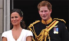 Принц Гарри и Пиппа Миддлтон учатся быть родителями