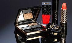 Gucci выпустил дебютную коллекцию косметики
