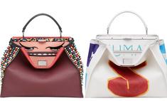 Звезды создали свои версии знаменитой сумки Fendi