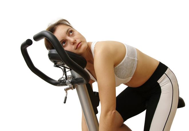 Влияние физических упражнений на организм