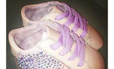 Бейонсе покупает дочери самую дорогую обувь