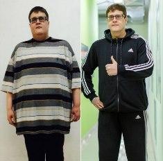 Ничего лишнего: пермяк похудел на 115 кг