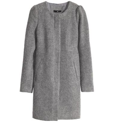 Пальто H&M, 3499 р.