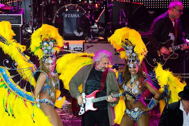 Концерт в Кирове обещает быть не менее зажигательным, чем в Москве