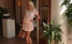 Яна Рудковская влюбилась в «хлебницу» от Chanel