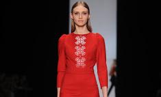 Mercedes-Benz Fashion Week Russia осень-2013: день третий