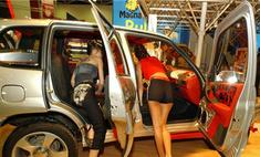 Ведущие автопроизводители представят в Москве целый ряд новинок