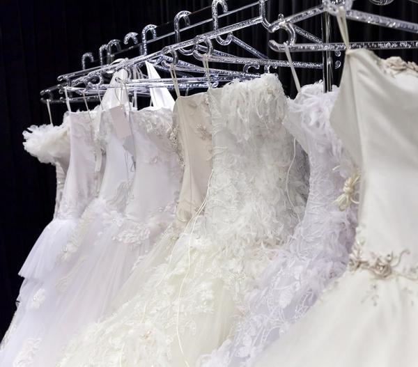 Лучшие свадебные платья 2014