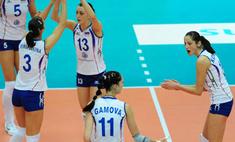 Сборная России вышла в финал чемпионата мира по волейболу