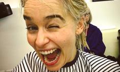 Эмилия Кларк перекрасилась в блондинку на радость фанатам