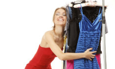 7 способов быть разной в одном платье