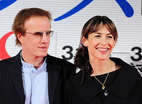 Кристофер Ламберт и Софи Марсо, 2008