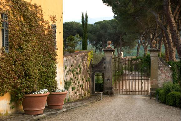 вилла Стинга в Тоскане | галерея [1] фото [11]