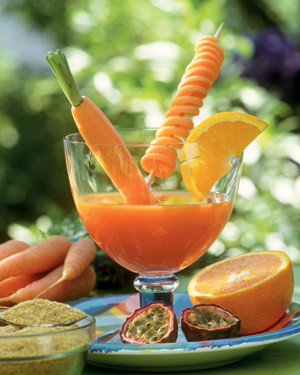 Блюда из моркови