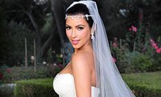 Вера Вонг рассказала о свадебном платье Ким Кардашьян