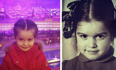 На кого похожа дочь Ксении Бородиной?