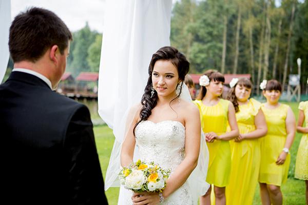 Яна и Александр Быстровы, свадьба