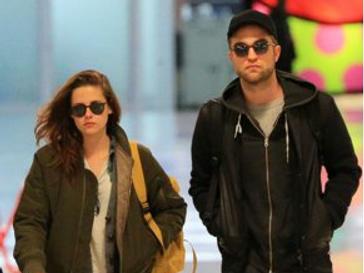 Кристен Стюарт (Kristen Stewart) и Роберту Паттинсону (Robert Pattinson)