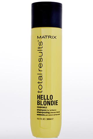 Matrix Шампунь для светлых волос Hello Blondie